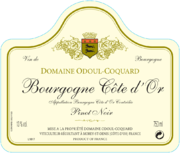 Domaine Odoul-Coquard - Bourgogne Rouge - Label