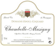 Domaine Odoul-Coquard - Chambolle-Musigny - Label