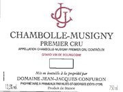 Domaine Jean-Jacques Confuron - Chambolle-Musigny 1er Cru - Label