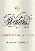 Waters Winery - Cabernet Sauvignon - Label