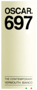 OSCAR.697 Vermouth - Bianco Vermouth - Label