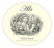 Donna Laura - Ali Rosso Toscana IGT - Label